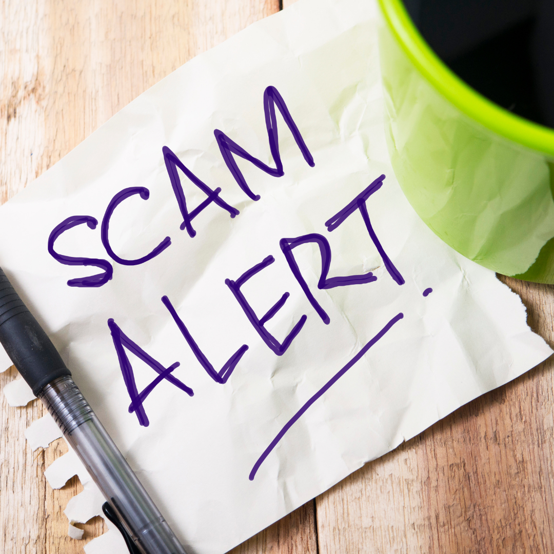 Northumberland Businesses Beware - SCAM ALERT